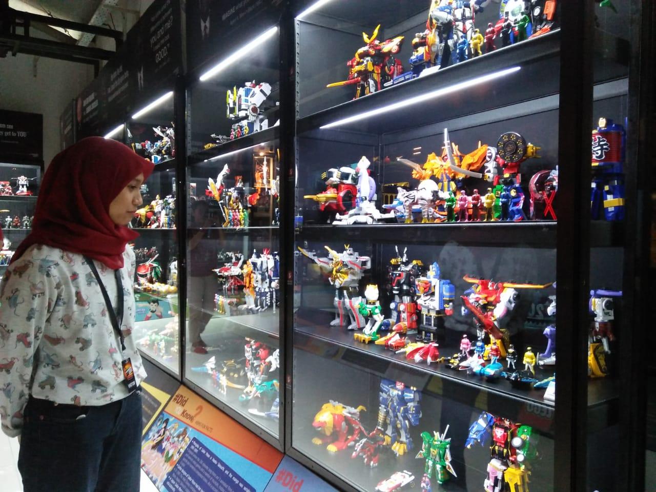 Blockbuster Museum Surabaya Hadirkan Ribuan Koleksi Figur Serta Diorama Film Dan Game Reborn Project Media